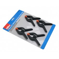 HILKA 4PC 85MM SPRING CLAMP SET