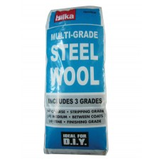 HILA MULTI GRADE STEEL WOOL