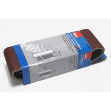 HILKA 6PCE ASSORTED BELT SANDER SHEETS 75MM x 533MM