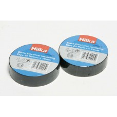 HILKA BLACK INSULATING TAPE 20MX19MM (24)