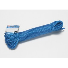 HILKA POLY ROPE 15M x 6mm 50ftx1/4