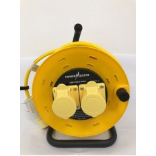 25M  CABLE REEL  110V 2.5mm