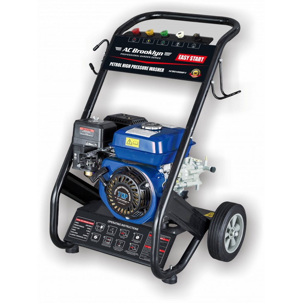 AC BROOKLYN PRESSURE WASHER 7HP (P2)