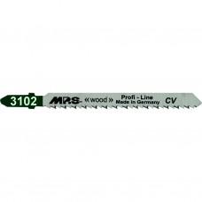 DART MPS JIGSAW BLADE T101BR 75mm 100mm (PK5)