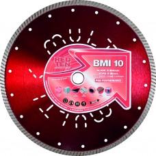 DART RED TEN BMI 10 DIAMOND BLADE 230MM X 22MM