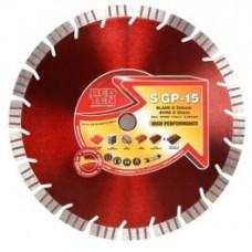 DART RED TEN 300MM X 20B SGP-15 DIAMOND BLADE