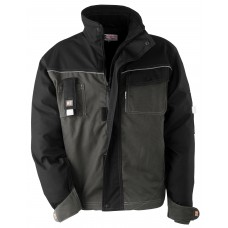 KAPRIOL VITTORIA JACKET GREY/BLACK  M
