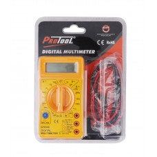 PROTOOL DIGITAL MULTIMETER