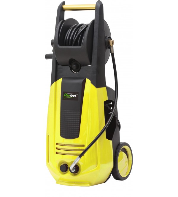 PROTOOL ELECTRIC POWER WASHER W HOSE REEL 2000W