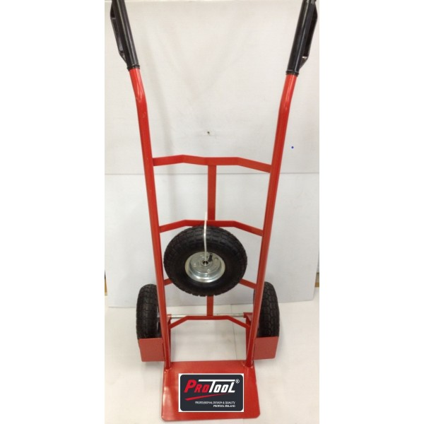 PROTOOL PRO SERIES STACK TRUCK RED (P)