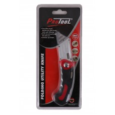 PROTOOL FOLDING UTILITY KNIFE