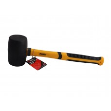 PROTOOL  16OZ BLACK RUBBER MALLET