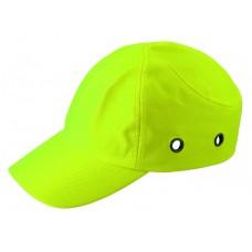 PROTOOL  BUMP CAP HIGH VIZ YELLOW (6V)