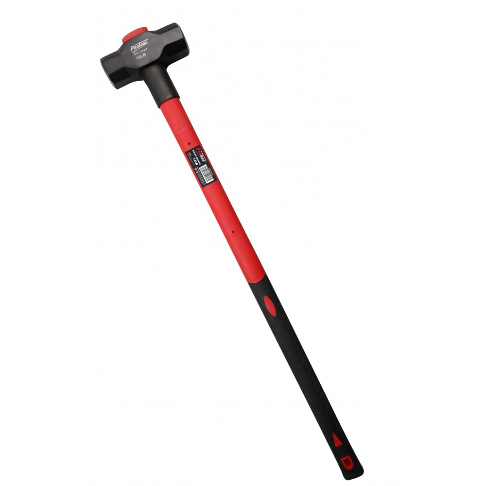 PROTOOL 10LBS SLEDGE HAMMER FG HANDLE (P)