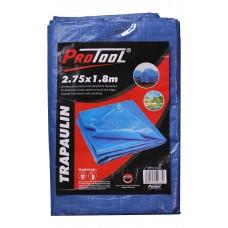 PROTOOL TARPAULIN 2.75 x 1.8M H-DUTY