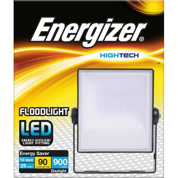 ENERGIZER 10W LED FLOODLIGHT