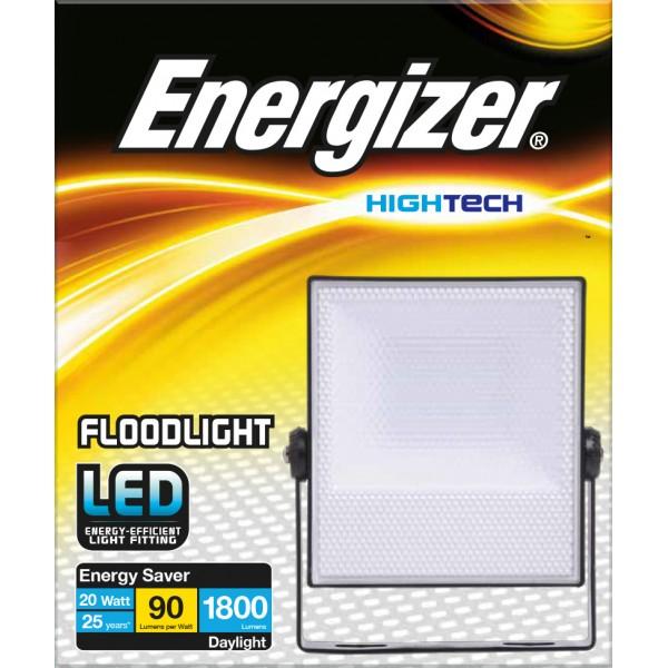 ENERGIZER 20W LED FLOODLIGHT