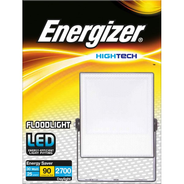 ENERGIZER 30W LED FLOODLIGHT