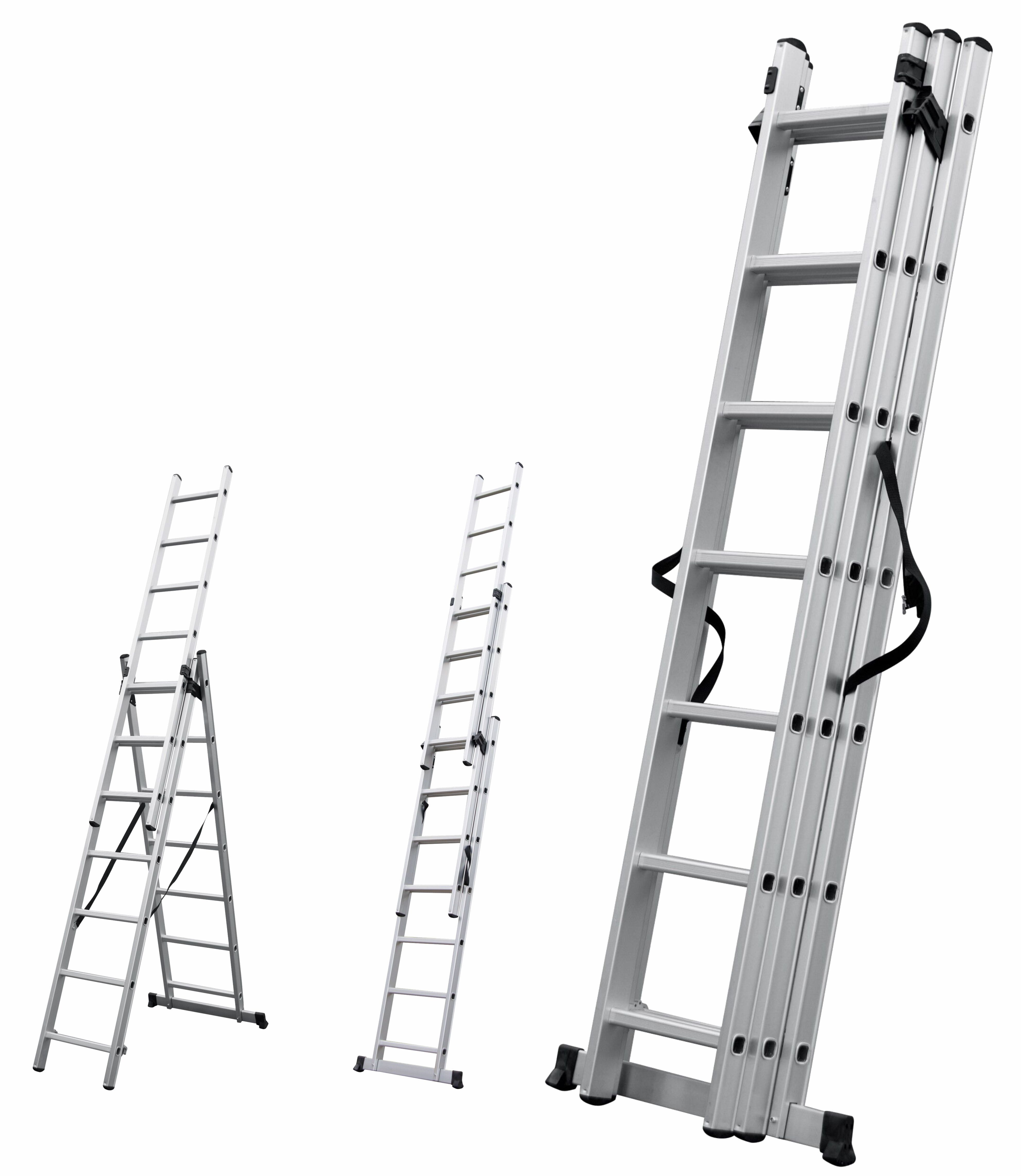 PROTOOL 3 SECTION EXTENSION LADDER