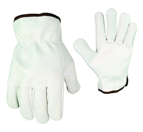 PROTOOL TOP GRAIN LEATHER GLOVES