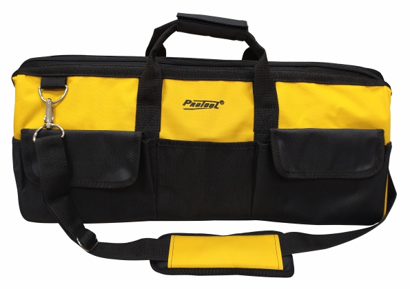 PROTOOL 600MM TOOL BAG WITH WIDE OPENING